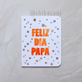 Tarjeta Papá 4