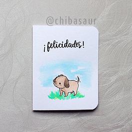 Tarjeta Felicidades 2