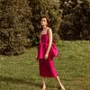Vestido Beverly | Fuchsia