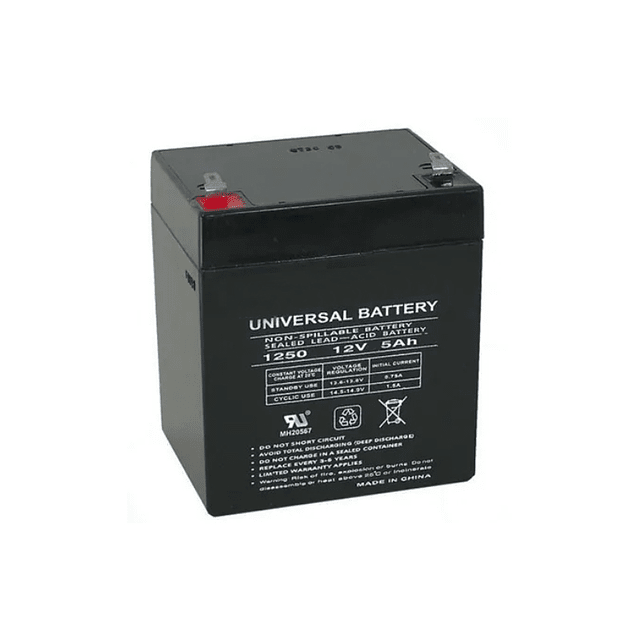 BATERIA 12V 4,5 A/h AGM