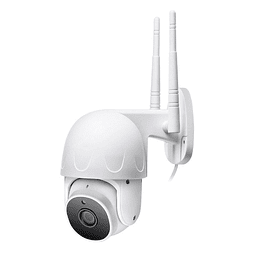 Cámara Ip Wifi Smart Camera Exterior Alarma Hd 1080p Zoom