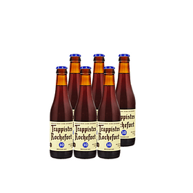 6 Pack - Trappistes Rochefort 10
