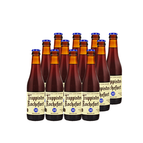 12 Pack - Trappistes Rochefort 10