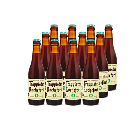 12 Pack - Trappistes Rochefort 8