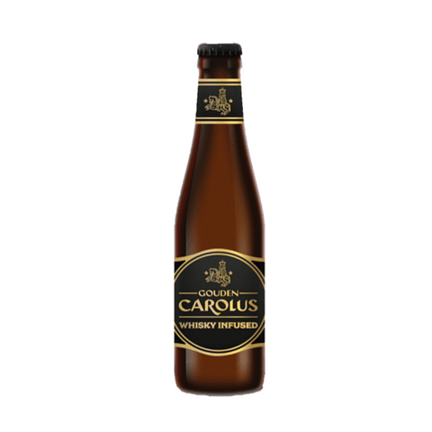 Gouden Carolus Whisky Infused – 33 cl
