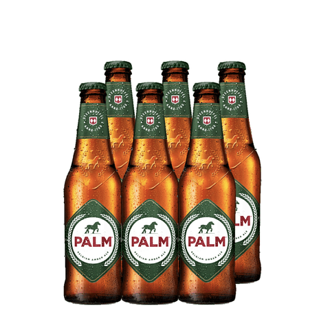 6 Pack - Palm – 33 cl