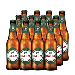 12 Pack - Palm - 33 cl