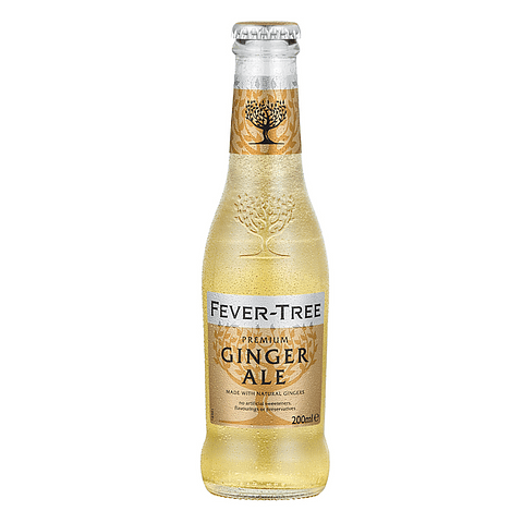 Fever Tree Ginger Ale T.W 4X200cl