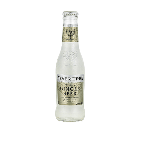 Fever Tree Ginger Beer T.W 4X200cl