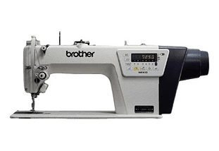 RECTA ELECTRONICA BROTHER MOD S7250A