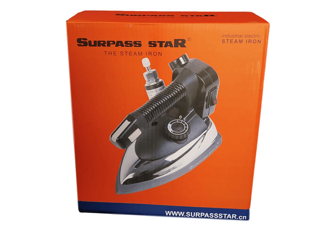 PLANCHA SURPASS STAR MOD ES-94A