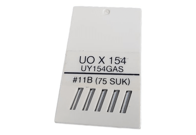AGUJA ORANGE MOD UOX154 CURVA #75