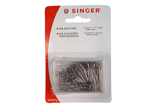 KIT COSTURA SINGER COD 107  ALFILERES MODISTA