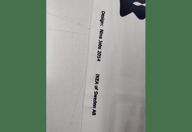 LONA IKEA X 1.6 MT DE ANCHO