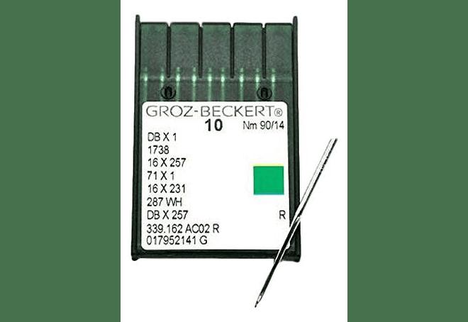 AGUJA GROZ BECKERT DBX1 - TALON DELGADO