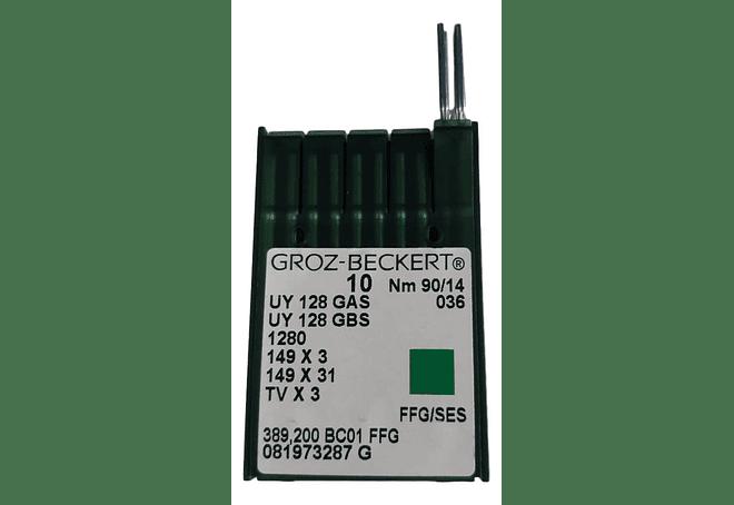 AGUJA GROZ BECKERT UYX128GAS - COLLERETERA