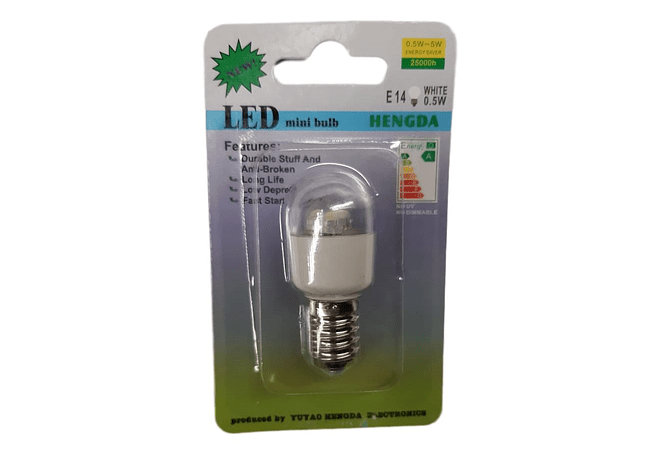 AMPOLLETA LED E14
