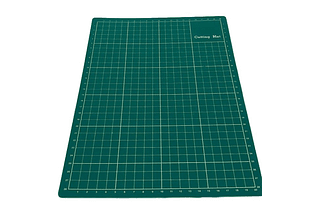 TABLA DE CORTE VERDE 300 X 220 MM