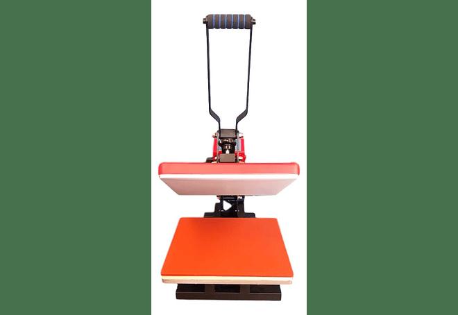 ESTAMPADORA / SUBLIMADORA  38X38 CM BSQ MOD DM-3838N ( NEW TYPE)