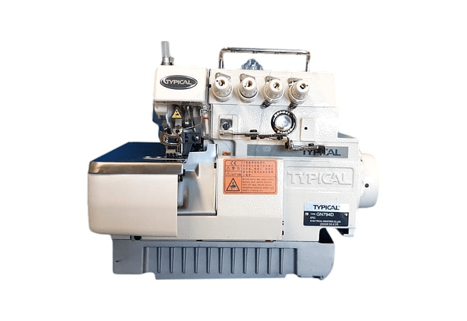 OVERLOCK TYPICAL MOD GN794D - MOTOR DIRECTO