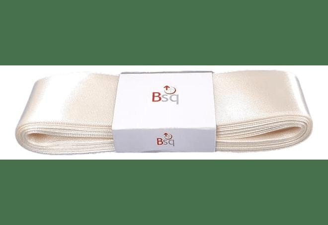 CINTA SATIN BSQ 38 MM X PIEZA DE 10 MT COD 8004