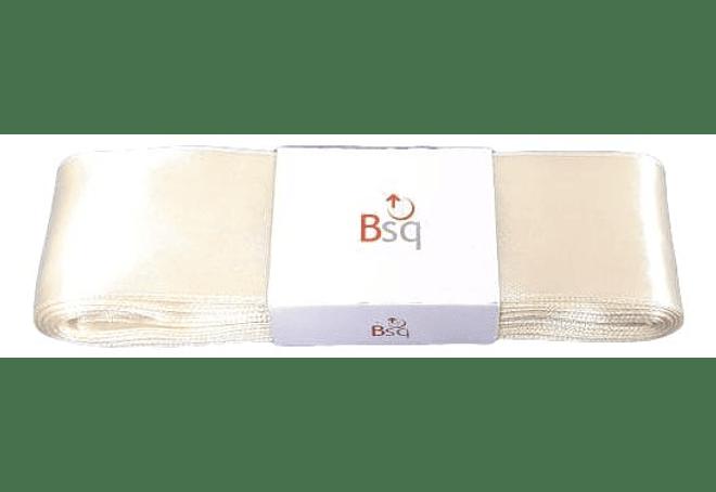 CINTA SATIN BSQ 38 MM X PIEZA DE 10 MT COD 8010
