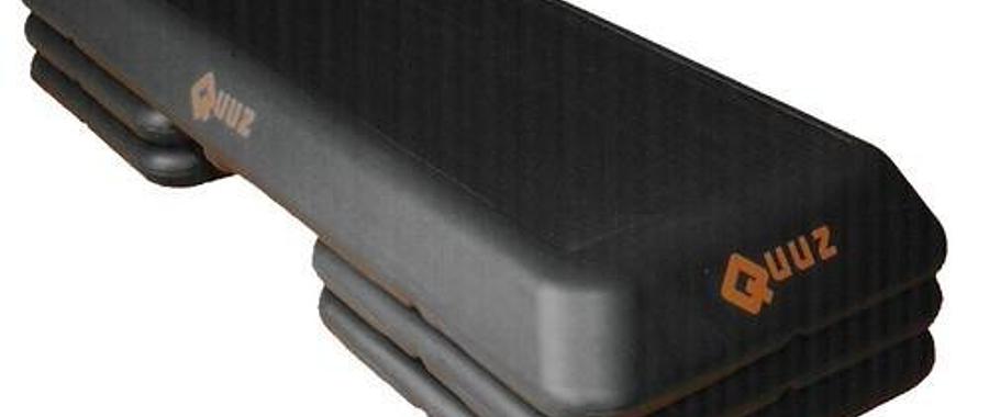 BodyStep - Steps Profesionales 110x40x10 Con Goma Antideslizante