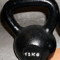 Kettlebell, Pesa Rusa de 12 Kgs. CrossFit, Entrenamiento Funcional