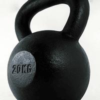 Kettlebell, Pesa Rusa de 20 Kgs. CrossFit, Entrenamiento Funcional