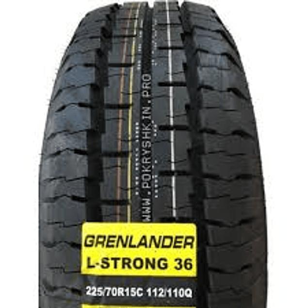 NEUMATICO 195/70R15C L-STRONG GREENLANDER