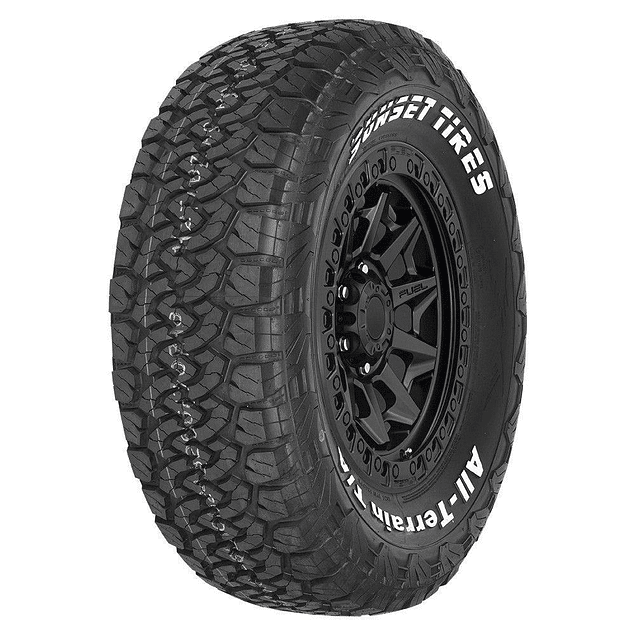 NEUMATICOS 285/50R20 116H ALL-TERRAIN T/A EXTRA LOAD SUNSET
