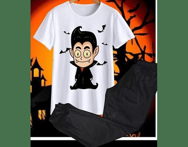 Pijama Dracula