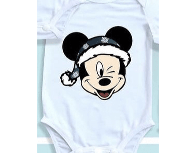 Body Bebé Mickey