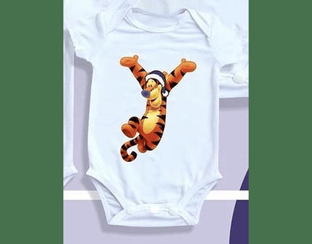 Body Bebé Tigger