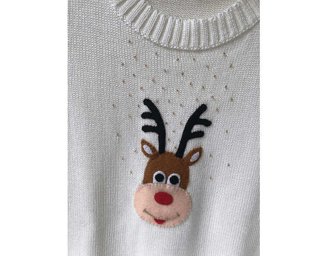 Sweater Reno Marfil