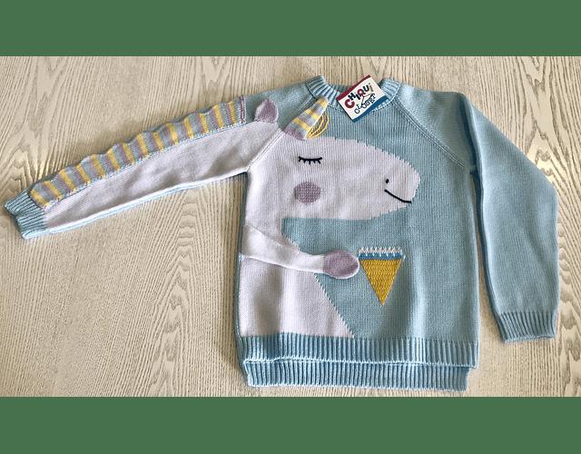 Sweater Unicornio