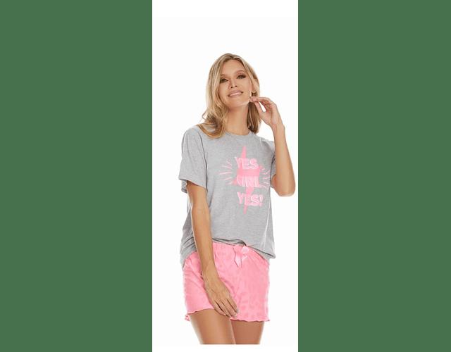 Pijama Pink Ray
