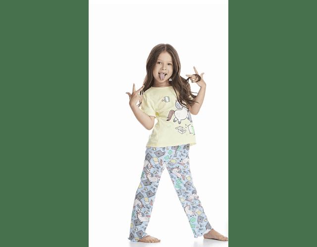 Pijama Unicorn Dream