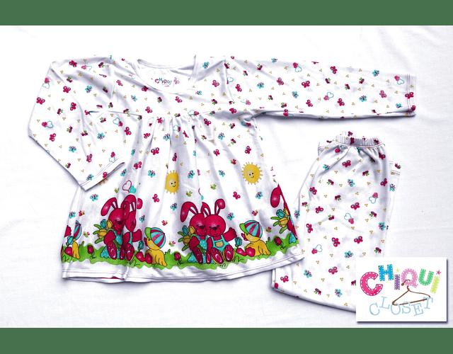Pijama Conejos Sunshine