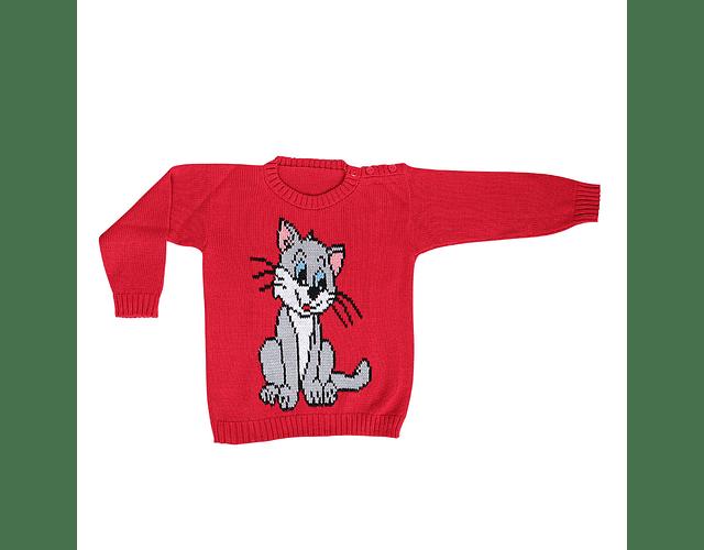 Sweater Gatito