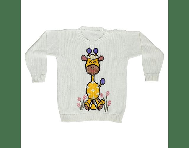 Sweater Jirafa