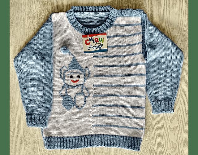 Sweater Marcianito