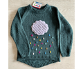Sweater Lluvia de Colores