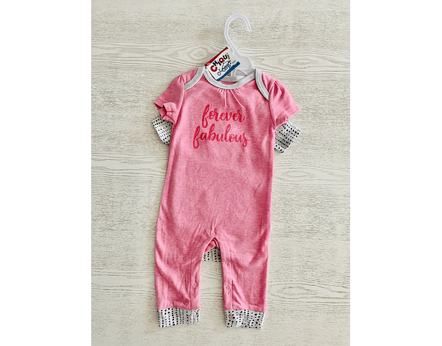 Pijama Fabulous - 3 piezas
