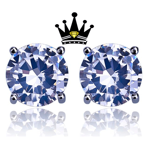 ONLY ONE CZ BLUE 8MM