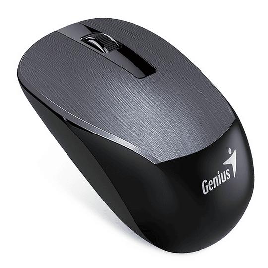 Genius Mouse NX-7015 Inalambrico Gris Negro