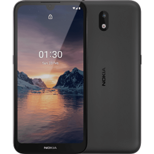 Nokia 1.3 Smartphone Android Charcoal