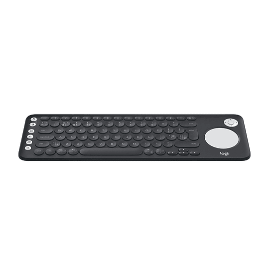 Logitech Teclado Smart Tv K600 Bluetooth Touchpad Integrado