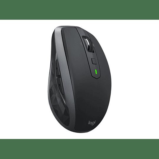 Logitech Mouse inalambrico Bluetooth Anywhere MX 7 botones