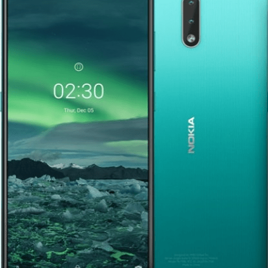 Smartphone Nokia N2.3, Android, Green